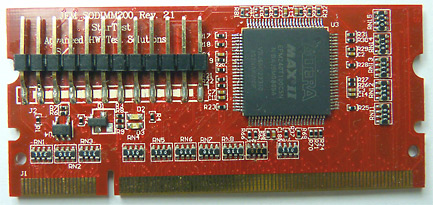Modules JEM_SODIMM200 and JEM_SODIMM200_SOM